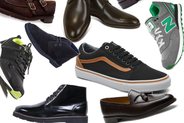 Shopping time collage de zapatos ii - Zapatos collage ...