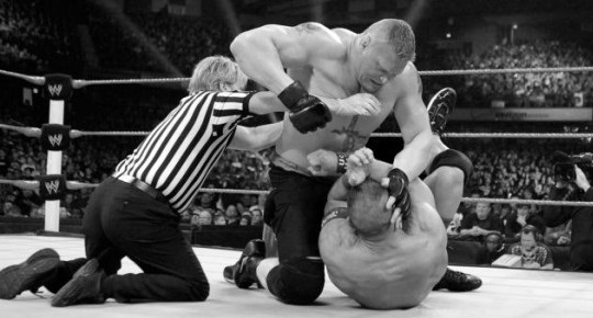 brock lesnar wwe extreme rules