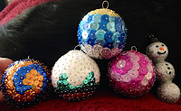 arts and crafts, easy holiday crafts, christmas crafts
