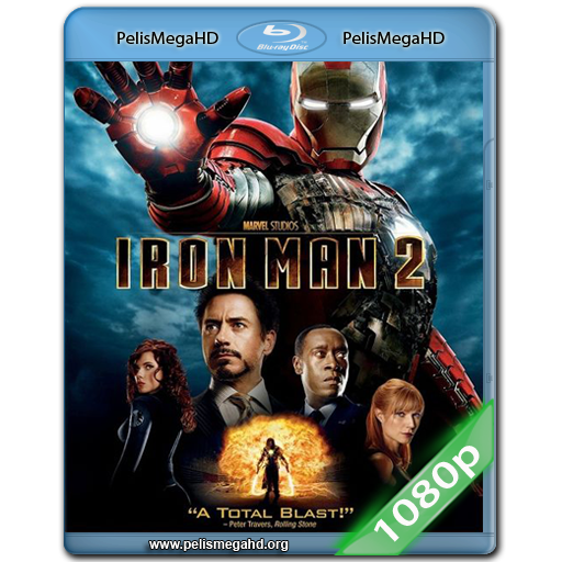 IRON MAN 2 (2010) FULL 1080P HD MKV ESPAÑOL LATINO