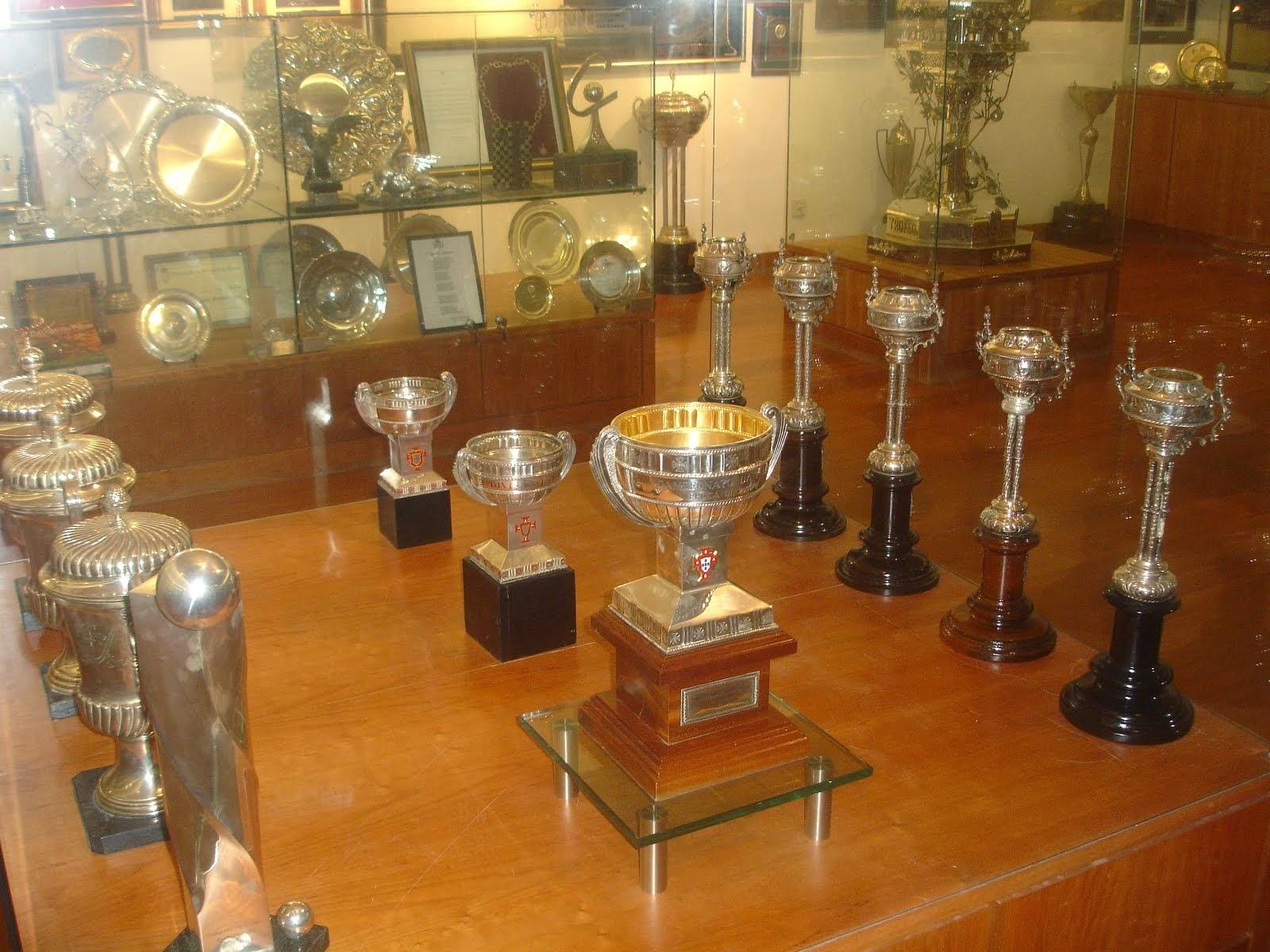 Visitas a Museus REAIS do Futebol