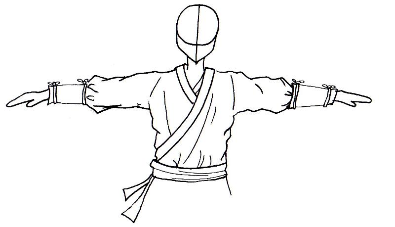 Comment dessiner des ninjas - Dessiner un ninja ...
