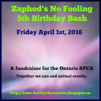 Phod's No fooling Bday Bash