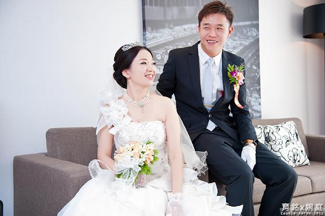 [ 婚禮紀實 ] 育銘&婉庭迎娶午宴@嘉義海王子餐廳
