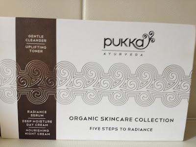 Pukka Ayurveda Organic Skincare Collection
