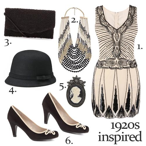 1920s Inspired
