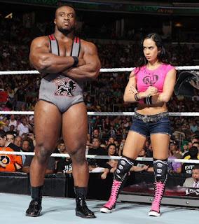 Booty SaveTheTables AJ Lee Bella Divas Charlotte Brie Champion