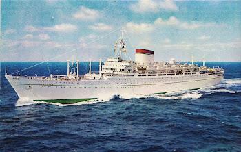 MS AUGUSTUS of Italian Line