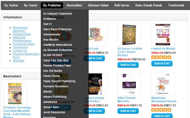 Tip Buat Duit Dengan Affiliate Buku Online