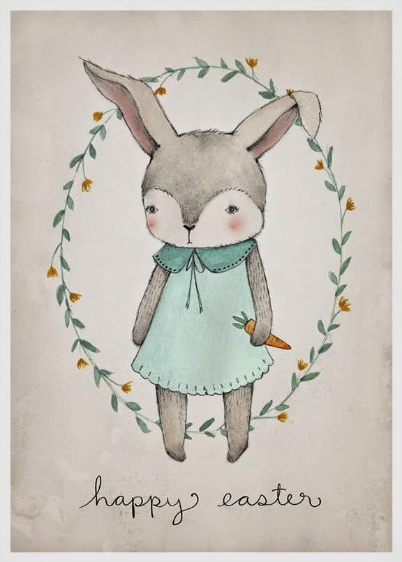 http://www.kellimurray.com/2013/03/30/free-printable-easter-bunny-illustration/
