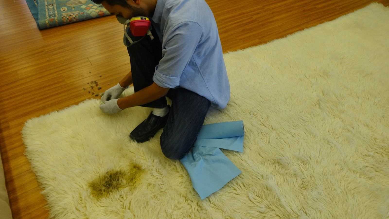 Rug Master: When You Have a Dirty Wool Flokati Rug, Let Us Take Care of the Cleaning For You