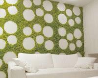 Perawatan Hiasan Interior Rumput palsu