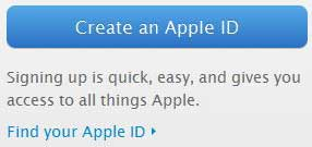 how to create developer account in apple store
