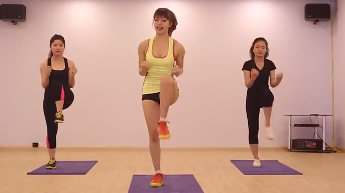 Tập thể dục giảm cân hiệu quả