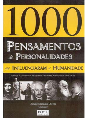 """""""MIL PENSAMENTOS..."""" ADRIANO HENRIQUE"""