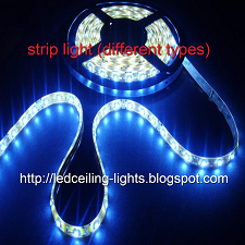 strip light (different types)
