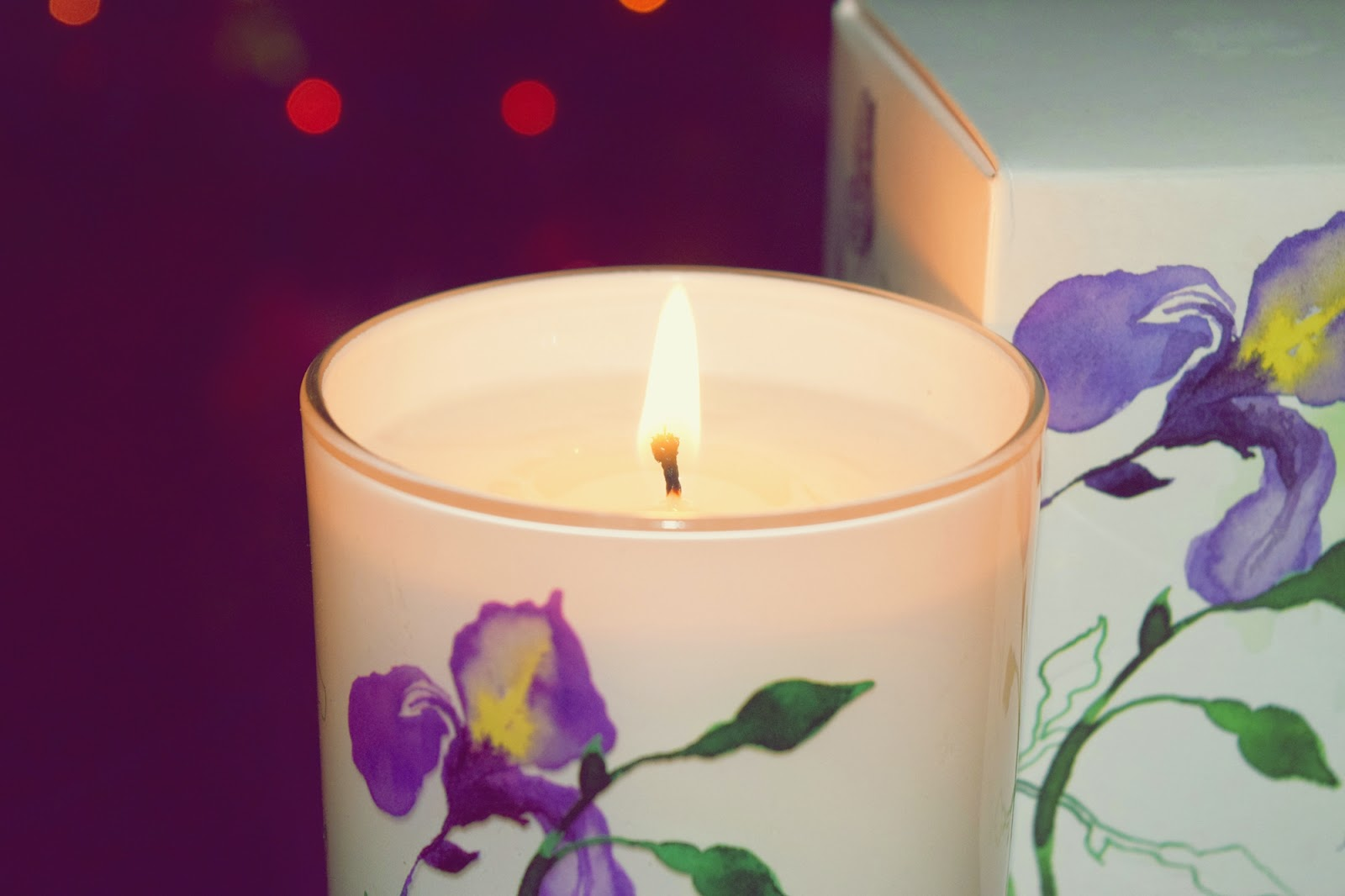 Crabtree & Evelyn Iris Candle