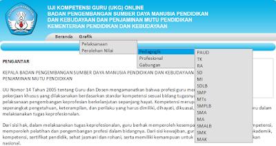 gambar website UKG online Kemdikbud