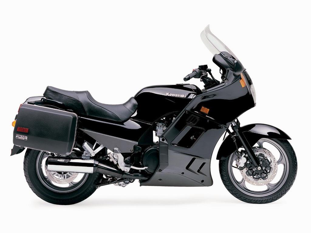 Back Road Motorcycle Rides: Kawasaki Concours