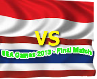 Jadawal Final Sepakbola Sea Games Indonesia Vs Thailand