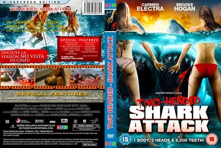 Download O Ataque do Tubarão Mutante BDRip XviD Dual Áudio