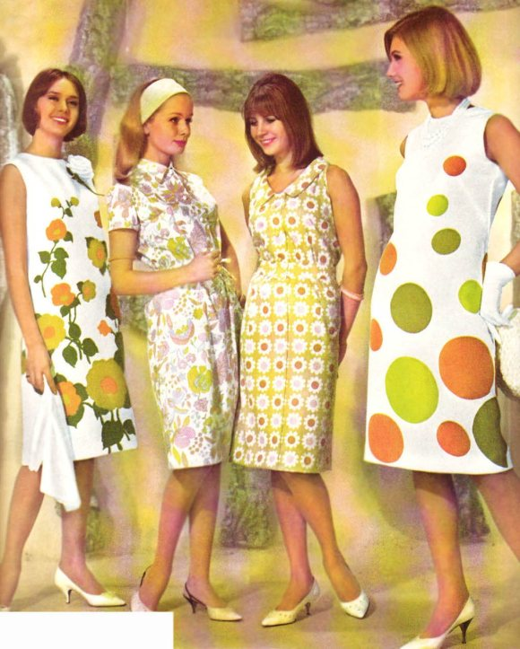 A Z About Fashion DIY Design In Focus 60s And Inspiration