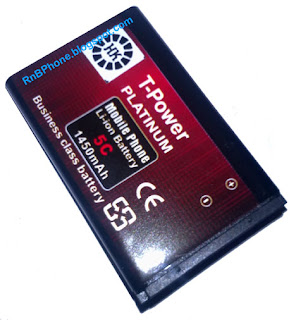 Baterai Nokia BL-5C Untuk Nokia 1280, 1800, C1-01, C2-01, E50, N91 8GB, X2-01