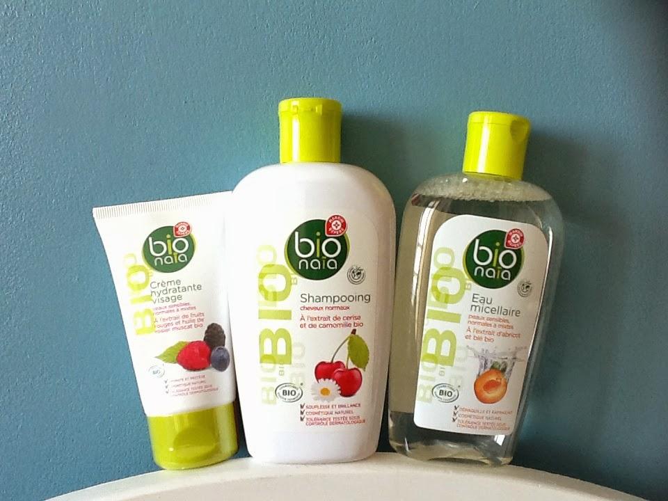 produits de beauté bio