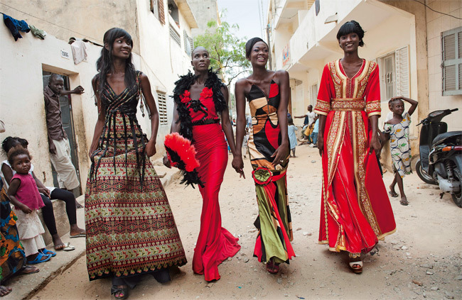 Mode Paris Mag Dakar Fashion Week Mode In Africa