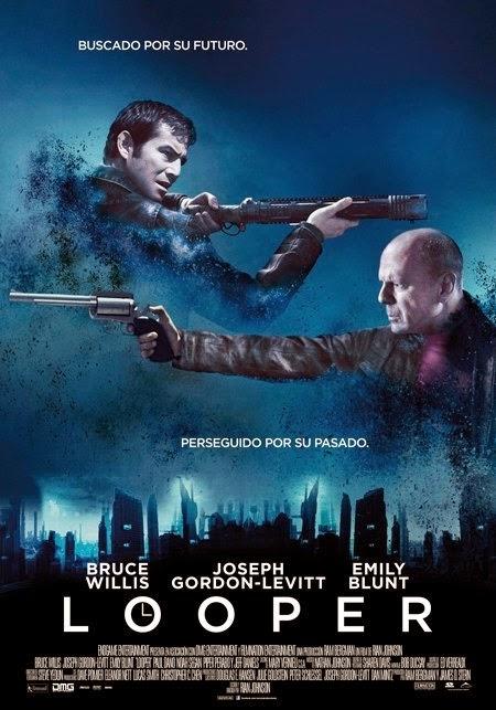 Phim Phiêu Lưu - Hành Động Sát Thủ Vượt Thời Gian - Looper - 2012