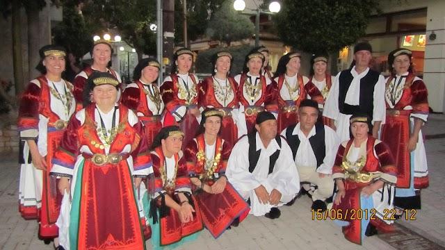 Διήμερο Πολιτισμού γεμάτο χορούς από τον Μ.Ε.Σ.Κ.