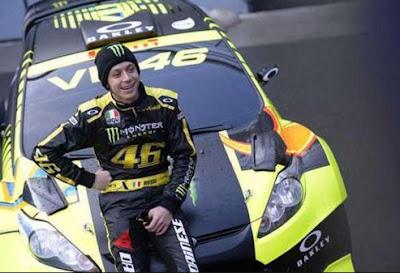 Rossi Juara Reli Monza, Mau Pensiun dari MotoGP?