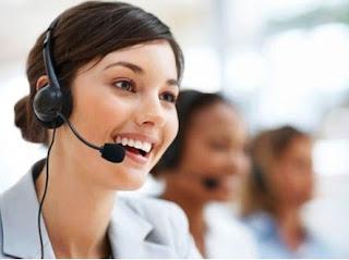 Hosting customer support