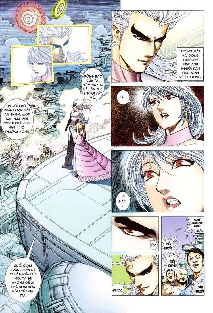 Võ Thần chap 300 - Trang 34