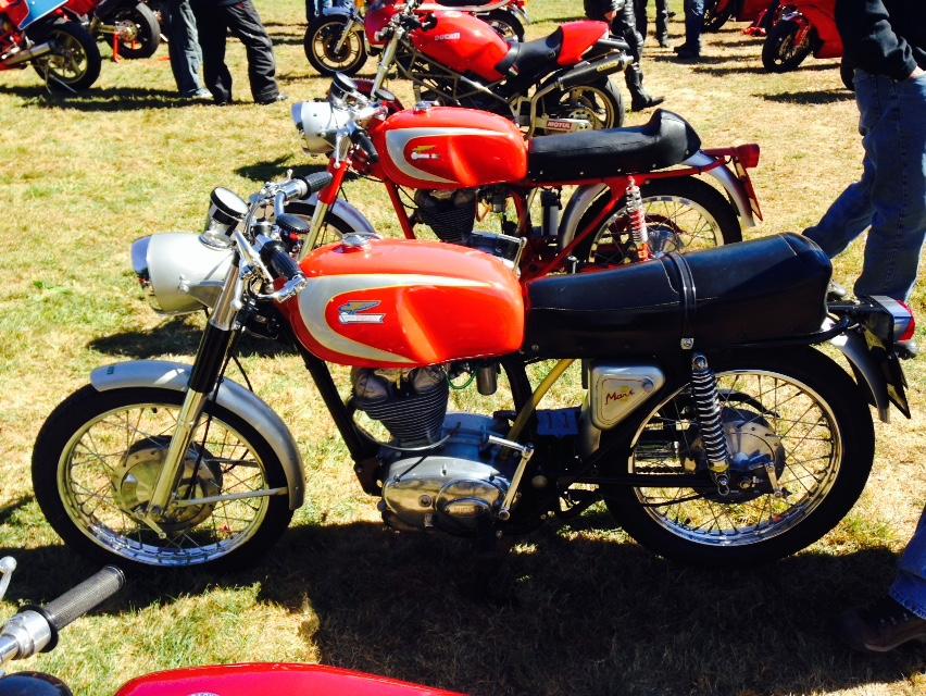 966 Ducati 250 MK3