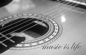 La vida sin música, no es vida.