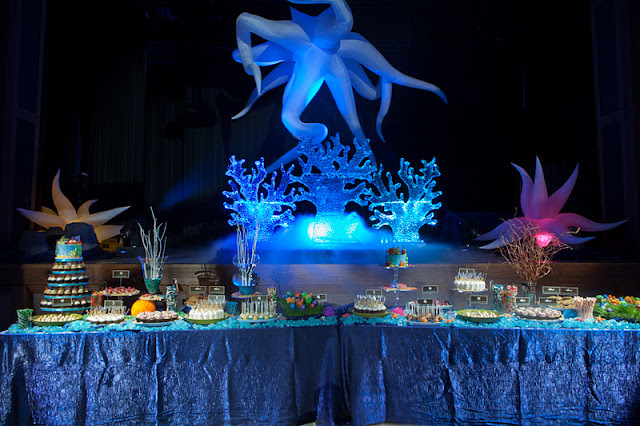 Custom Dessert Table by Cocoa & Fig