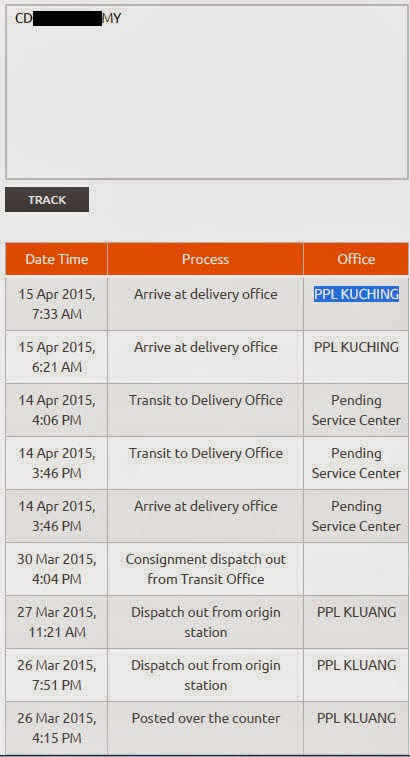 Pos parcel malaysia cd xxxxxxxxxx my slow delivery time post office tracking package - Post office track trace ...