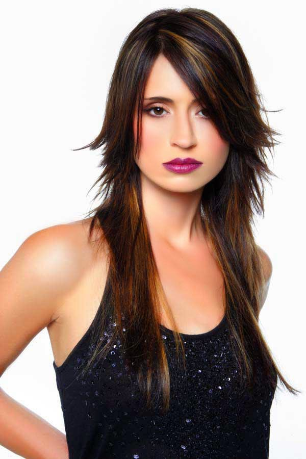 best medium long hairstyles colores