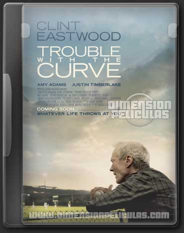 Trouble with the Curve (BRRip HD Inglés Subitulada) (2012)