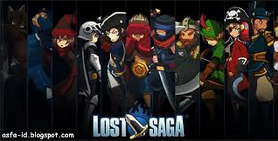 Cheat G-Cash and Peso Generator Lost Saga Desember 2013 Work sampai 1