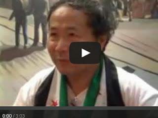 Chen Weiming - artis China yang bergabung dengan Mujahidin Suriah