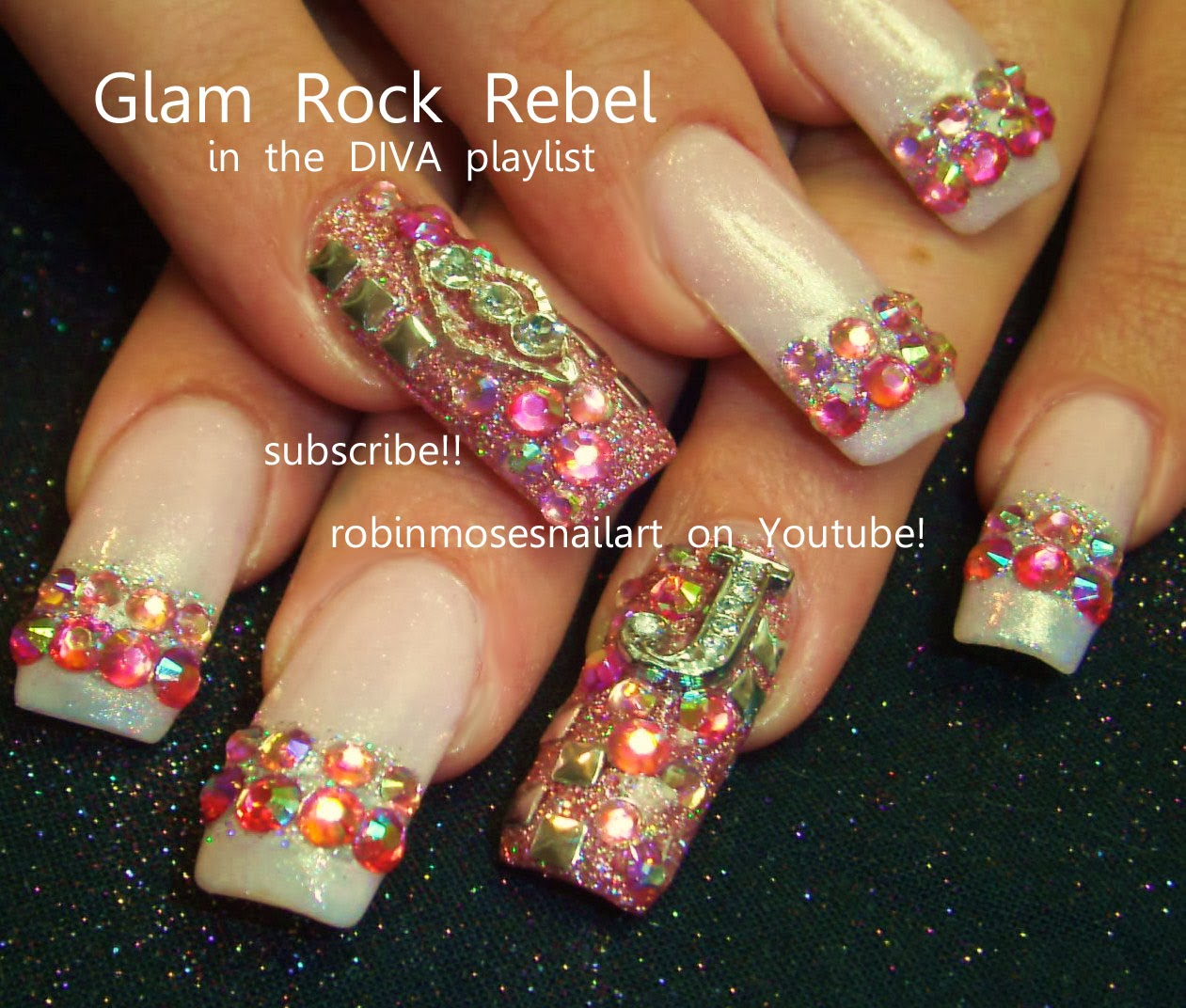 Robin moses nail art november 2013 monday november 25 2013 prinsesfo Image collections