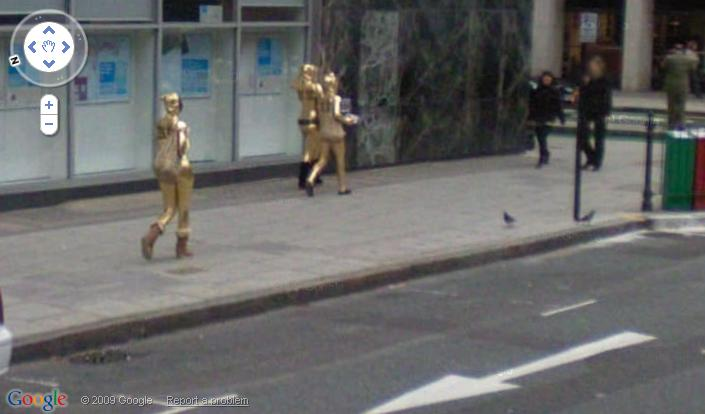 Funny Google Street View Images