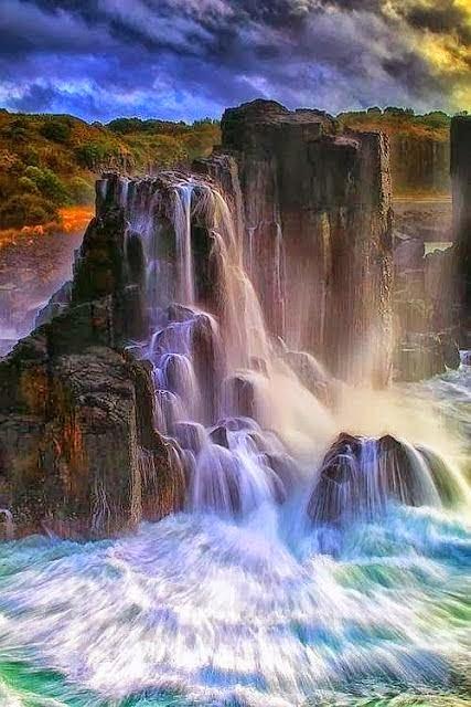 Boneyard Falls - Australia