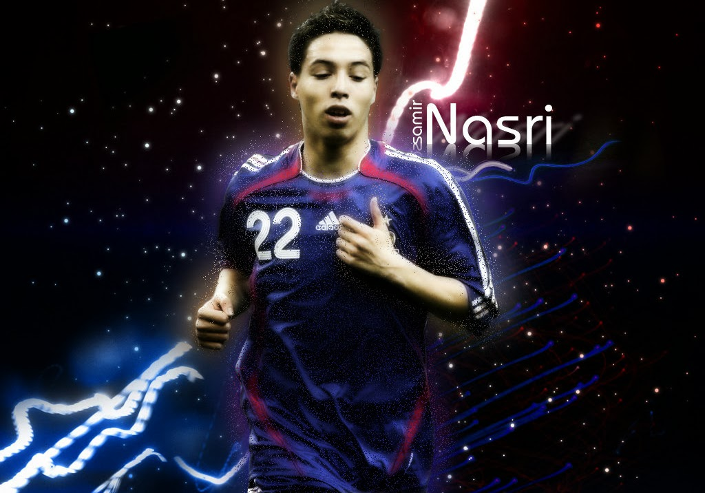 Nasri Wallpaper