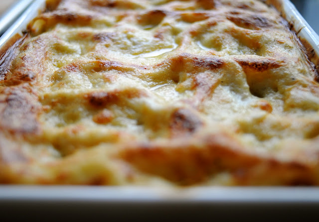 lækker lasagne med spidskål af julie karla