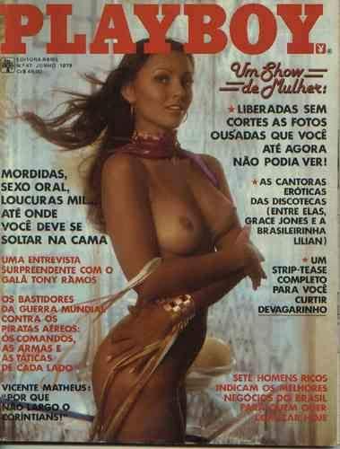 Confira as fotos de Laura Lyons, capa da Playboy de junho de 1979!