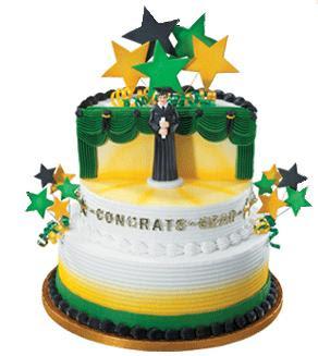 Delicious Graduation Cakes Pictures