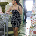 Kim Kardashian at Hansen Bakery for Wedding Cake
